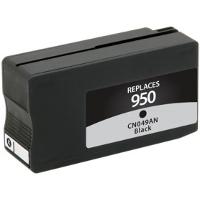 Hewlett Packard HP CN049AN / HP 950 Black Replacement InkJet Cartridge