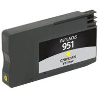 Hewlett Packard HP CN052AN / HP 951 Yellow Replacement InkJet Cartridge