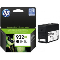 Hewlett Packard HP CN053AN (HP 932XL Black) InkJet Cartridge