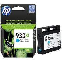 Hewlett Packard HP CN054AN (HP 933XL Cyan) InkJet Cartridge