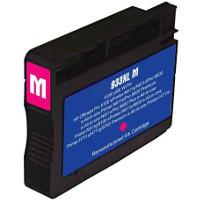 Hewlett Packard HP CN055AN (HP 933XL Magenta) Remanufactured InkJet Cartridge