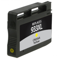 Hewlett Packard HP CN056AN / HP 933XL Yellow Replacement InkJet Cartridge