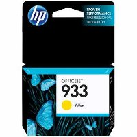 Hewlett Packard HP CN060AN (HP 933 Yellow) InkJet Cartridge
