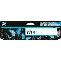 Hewlett Packard HP CN622AM (HP 971 cyan) InkJet Cartridge