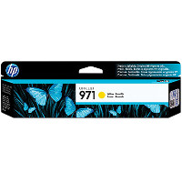 Hewlett Packard HP CN624AM (HP 971 yellow) InkJet Cartridge
