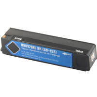 Hewlett Packard HP CN625AM (HP 970XL black) Remanufactured InkJet Cartridge