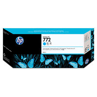Hewlett Packard HP CN636A (HP 772 cyan) InkJet Cartridge
