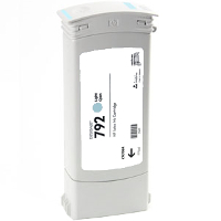 Hewlett Packard HP CN709A / HP 792 Light Cyan Remanufactured InkJet Cartridge