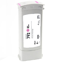 Hewlett Packard HP CN710A / HP 792 Light Magenta Remanufactured Printer Ink Cartridge