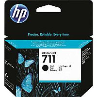 Hewlett Packard HP CZ133A (HP 711XL black) InkJet Cartridge (80 ml)