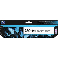 Hewlett Packard HP D8J10A (HP 980 Black) InkJet Cartridge