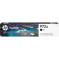 HP F6T80AN / HP 972A Black Inkjet Cartridge