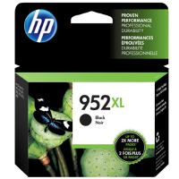 Hewlett Packard HP F6U19AN / HP 952XL Black Inkjet Cartridge