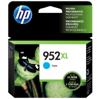 Hewlett Packard HP L0S61AN / HP 952XL Cyan Inkjet Cartridge