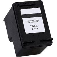 Remanufactured HP HP 65XL Black (N9K04AN) Black Inkjet Cartridge