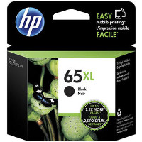 HP N9K04AN / HP 65XL Black Inkjet Cartridge