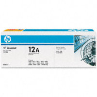 HP Q2612A (HP 12A) Black Laser Toner Cartridge