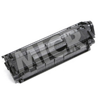 Compatible HP Q2612A Black Laser Toner Cartridge