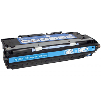 Service Shield Brother Q2681A Cyan Replacement Laser Toner Cartridge by Clover Technologies