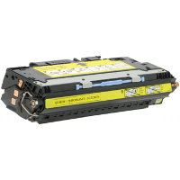 Service Shield Brother Q2682A Yellow Replacement Laser Toner Cartridge by Clover Technologies
