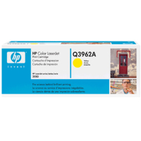 Hewlett Packard HP Q3962A Yellow Smart Print Laser Toner Cartridge