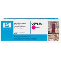 Hewlett Packard HP Q3963A Magenta Smart Print Laser Toner Cartridge