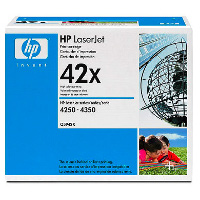 Hewlett Packard HP Q5942X (HP 42X) Laser Toner Cartridge