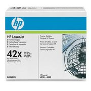 Hewlett Packard HP Q5942XD (HP 42X) Laser Toner Cartridges