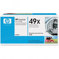 Hewlett Packard HP Q5949X (HP 49X) Laser Toner Cartridge