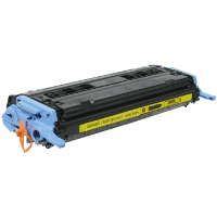 Service Shield Brother Q6002A Yellow Replacement Laser Toner Cartridge by Clover Technologies