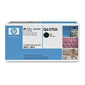 Hewlett Packard HP Q6470A Laser Toner Cartridge