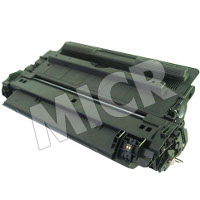 Hewlett Packard HP Q7516A (HP 16A) Remanufactured MICR Laser Toner Cartridge