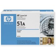 Hewlett Packard HP Q7551A (HP 51A) Laser Toner Cartridge