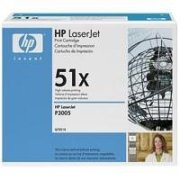 Hewlett Packard HP Q7551X (HP 51X) Laser Toner Cartridge