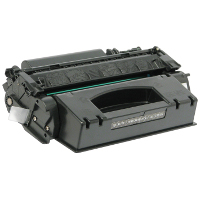 Service Shield Brother Q7553X Black High Capacity Replacement Laser Toner Cartridge by Clover Technologies