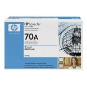 Hewlett Packard HP Q7570A (HP 70A) Laser Toner Cartridge