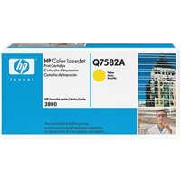 Hewlett Packard HP Q7582A Laser Printer Cartridge