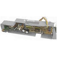 Hewlett Packard HP RG5-4357 Compatible Laser Toner Low Voltage Power Supply