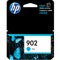 HP T6L86AN / HP 902 Cyan Inkjet Cartridge