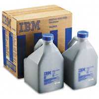 IBM 1402823 Laser Toner Developer Bottles (2/Pack)