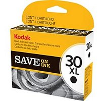 Kodak 1550532 (Kodak #30XL Black) InkJet Cartridge