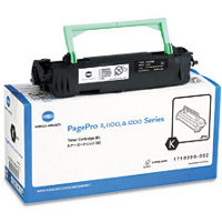 Konica Minolta 1710399-002 Black Laser Toner Cartridge