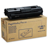 Konica Minolta 1710434-001 Black Laser Toner Imaging Cartridge