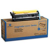 Konica Minolta 1710471-004 Cyan Laser Toner Cartridge