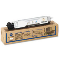 Konica Minolta 1710490-001 Black Laser Toner Cartridge