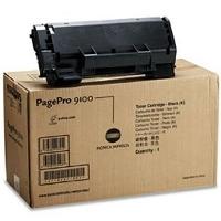 OEM Konica Minolta 1710497-001 Black Laser Toner Cartridge