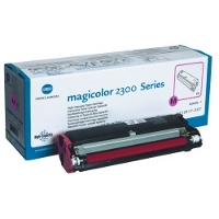 Konica Minolta 1710517-007 Magenta Laser Toner Cartridge - High Capacity