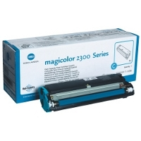 Konica Minolta 1710517-008 Cyan High Capacity Laser Toner Cartridge