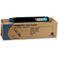 Konica Minolta 1710530-004 Cyan Laser Toner Cartridge