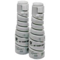 Konica Minolta 8936-202 Compatible Laser Toner Bottles (2/Pack)